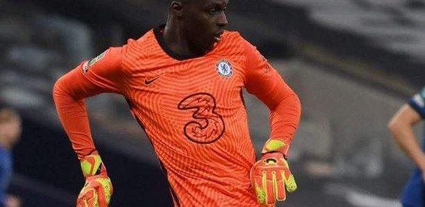 Chelsea : Première titularisation frustrante pour Edouard Mendy