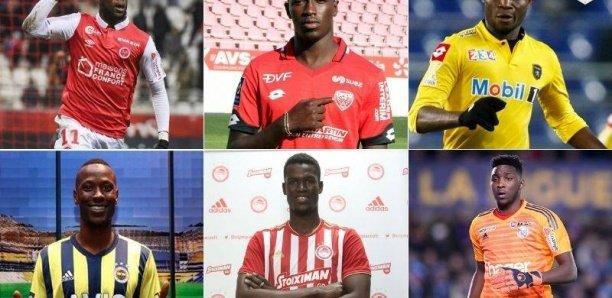Lions du Sénégal : Ce que vous ignorez sur les 6 nouveaux joueurs convoqués par Cissé !