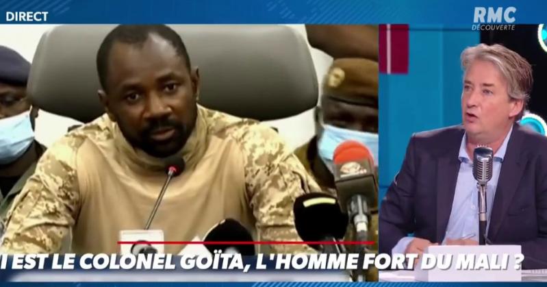 Libération de Sophie Pétronin: qui est le colonnel Goïta, homme fort du Mali?