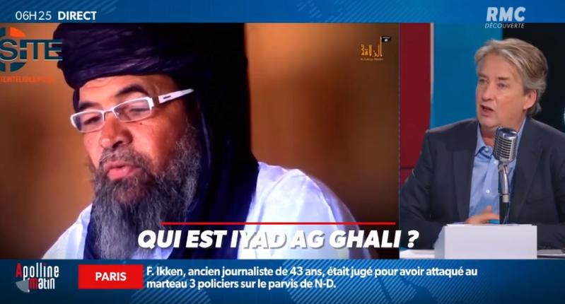Qui est Iyad Ag Ghali, terroriste malien qui nargue la France?