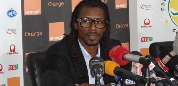 Matches amicaux : Une surprise dans la liste d'Aliou Cissé