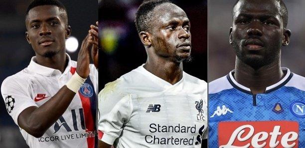 Ligue des champions 2020 : 12 Sénégalais en lice