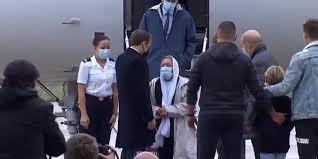 Sophie Pétronin est rentrée en France, accueillie par Emmanuel Macron