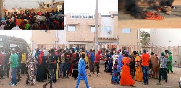 Projet de Découpage de Dakar: Le maire de Bambilor dénonce une stratégie visant à phagocyter sa commune