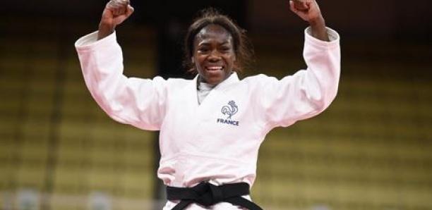 « Je me sentais puissante, intouchable », confie Clarisse Agbégnénou après son titre olympique en -63 kg