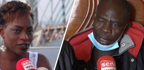[Vidéo] El Hadji Faye, santé, vie en danger: Sa fille appelle à l'aide
