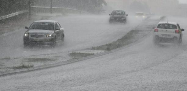 MÉTÉO : Des orages et pluies annoncés sur la quasi-totalité du territoire