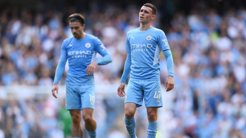 Manchester City : Foden évoque sa longue absence