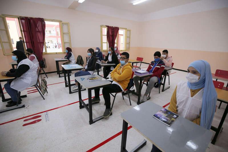 L'école algérienne à la traîne