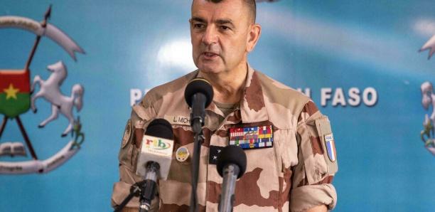 Sahel : Le commandant de la force française évoque l'évolution de Barkhane