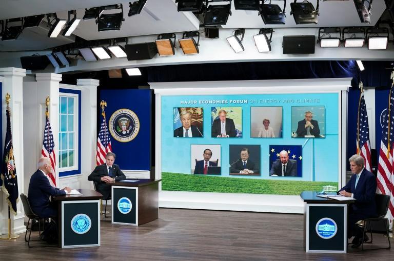 Biden annonce un projet d'accord sur les émissions de méthane avant la COP26