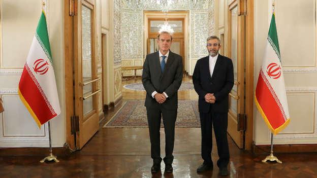 Nucléaire: les discussions entre l'UE et l'Iran continueront à Bruxelles malgré les tensions