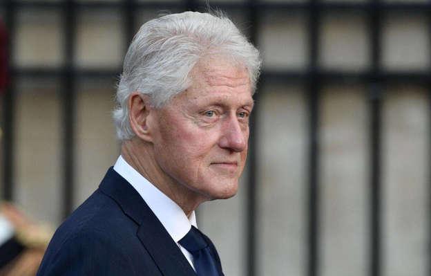Etats-Unis : L'ancien président Bill Clinton hospitalisé pour une infection