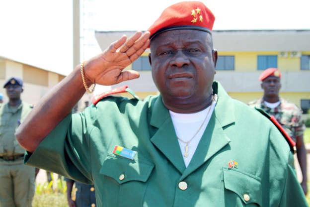 Le général Indjai, putschiste et parrain présumé du narcotrafic en Guinée-Bissau