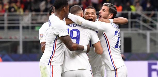 Ligue des Nations : La France s'offre le titre grâce au génie de Benzema